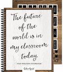 Industrial Chic Teacher Planner Plan Book