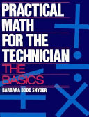 Practical Math for the Technician