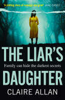 The Liar's Daughter Book Cover
