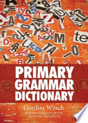 Primary Grammar Dictionary