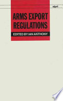 Arms Export Regulations