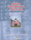 American Government and Politics Today  CD ROM