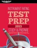 Instrument Rating Test Prep 2015