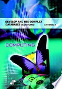 Develop And Use Complex Databases Access 2002  book
