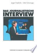 Das journalistische Interview