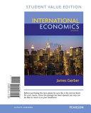 International Economics, Student Value Edition