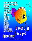 Livre de Coloriage Apprendre l anglais Poisson Formes les Pi  ces Amusement Pour Enfants Adultes   cole Travail Retraite H  pital Everywehre Par L artiste