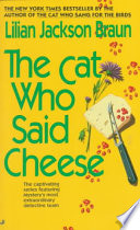 The Cat Who Said Cheese