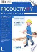 Productivity Management 5/2013