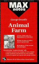 download ebook animal farm (maxnotes literature guides) pdf epub