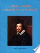 Camillo Massimo collezionista di antichità