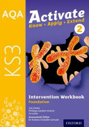 AQA Activate for KS3: Intervention Workbook 2 (Foundation)