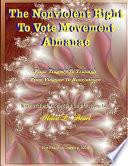 The Nonviolent Right To Vote Movement Almanac