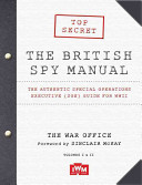 The British Spy Manual : anywhere in the english countryside, alongside dozens...