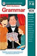 Grammar  Grades 7 8
