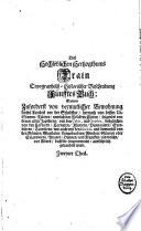 Die Ehre Deß Hertzogthums Crain: Das ist, Wahre, gründliche, und recht eigendliche Belegen- und Beschaffenheit dieses, in manchen alten und neuen Geschicht-Büchern zwar rühmlich berührten, doch bishero nie annoch recht beschriebenen Römisch-Keyserlichen herrlichen Erblandes