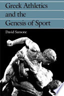 Greek Athletics and the Genesis of Sport