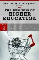 The Business of Higher Education  Marketing and consumer interests
