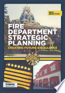 Fire Department Strategic Planning 3rd Edition