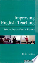 Improving English Teaching  Role Of Psycho Social Factors