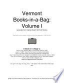 Vermont's Book-in-a-Bag