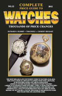 Complete Price Guide to Watches 2012