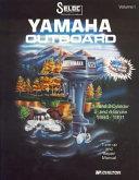 Seloc Yamaha Outboards 1984 91 Repair Manual 1 2 Cylinder 2 4 Stroke