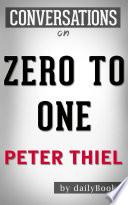 download ebook zero to one: by peter thiel | conversation starters pdf epub