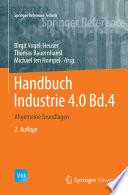 Handbuch Industrie 4 0 Bd 4