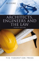 Architects  Engineers and the Law