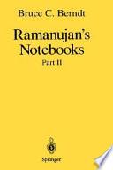 Ramanujan   s Notebooks