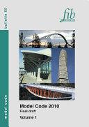 Model Code 2010 Final Draft book
