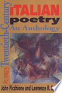 Twentieth century Italian Poetry