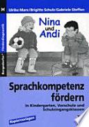 Nina und Andi - Sprachkompetenz fördern