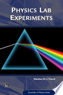 Physics Lab Experiments