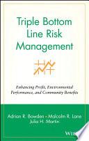 Triple Bottom Line Risk Management