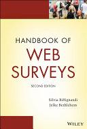 Handbook of Web Surveys Book