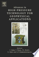 Advances In High Pressure Techniques For Geophysical Applications book