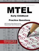 Mtel Early Childhood Practice Questions