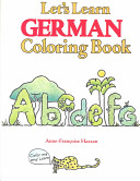 Let s Learn German Coloring Book