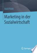 Marketing in der Sozialwirtschaft