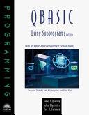 QBasic Using Subprograms