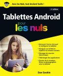 Les Tablettes Android  4e   dition Pour les Nuls