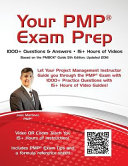 Your Pmp r  Exam Prep