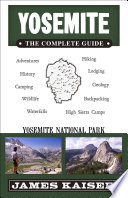Yosemite  The Complete Guide