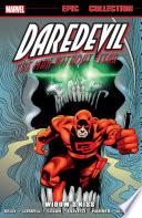 Daredevil Epic Collection