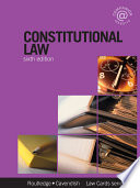 Constitutional Lawcards 6 e