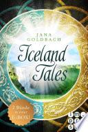 Alle Bände der sagenhaften »Iceland Tales« in einer E-Box