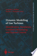Dynamic Modelling of Gas Turbines