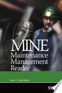Mine Maintenance Management Reader